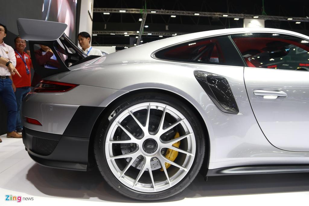 Chiec Porsche 911 manh nhat lich su den Dong Nam A hinh anh 5
