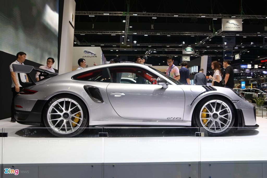 Chiec Porsche 911 manh nhat lich su den Dong Nam A hinh anh 2