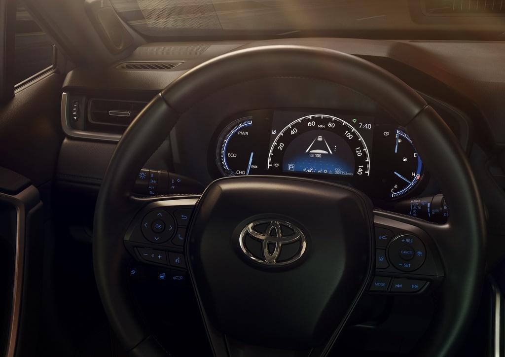 Toyota RAV4 lot xac ngoan muc o the he moi hinh anh 6