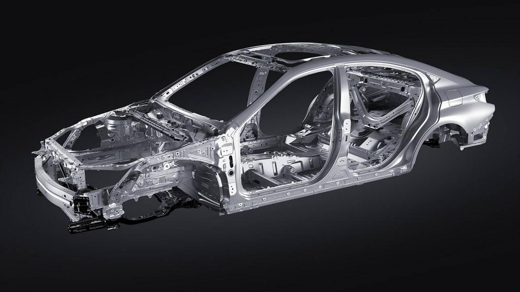 Lexus ES 2019 the he moi chinh thuc ra mat anh 10