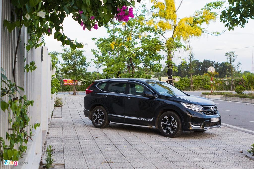 Cam nhan Honda CR-V 2018 - Thay doi de tim lai vi the hinh anh 13