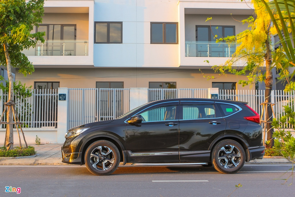 Cam nhan Honda CR-V 2018 - Thay doi de tim lai vi the hinh anh 5