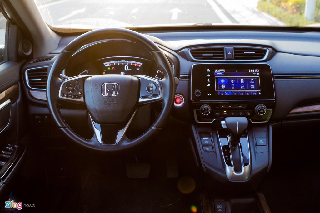 Cam nhan Honda CR-V 2018 - Thay doi de tim lai vi the hinh anh 7