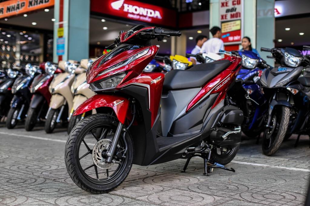Chi tiet Honda Click 2018 gia 70 trieu vua ve Viet Nam hinh anh 2