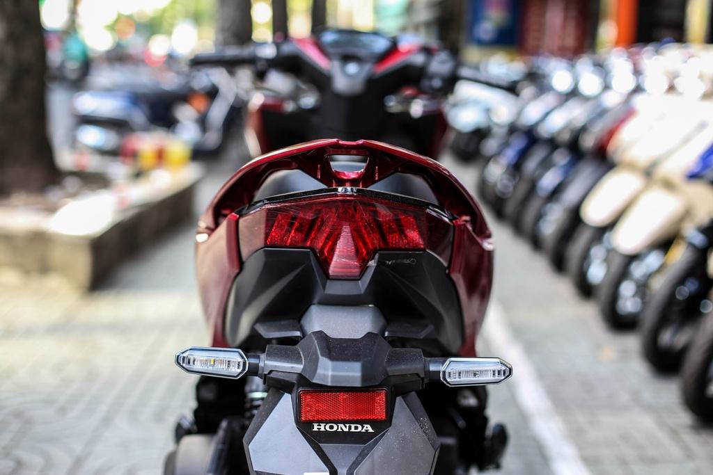 Chi tiet Honda Click 2018 gia 70 trieu vua ve Viet Nam hinh anh 4