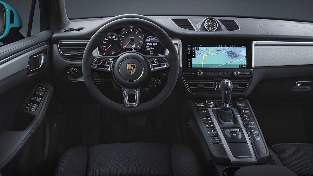 Porsche Macan 2019 ra mat, dep va hien dai hon hinh anh 5