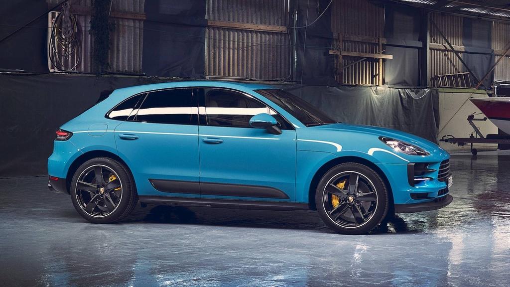 Porsche Macan 2019 ra mat, dep va hien dai hon hinh anh 2