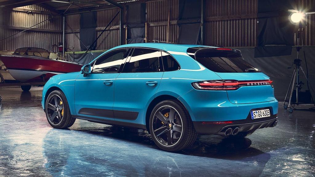 Porsche Macan 2019 ra mat, dep va hien dai hon hinh anh 7