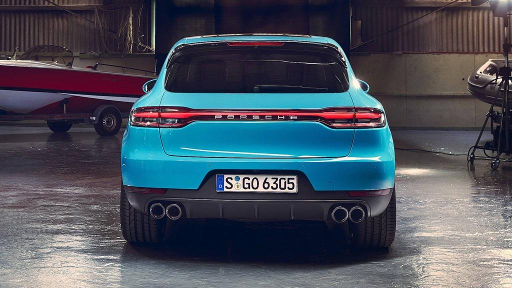 Porsche Macan 2019 ra mat, dep va hien dai hon hinh anh 3