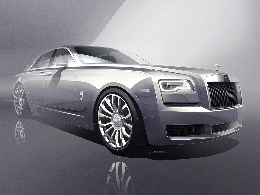 Rolls-Royce Ghost ban ky niem ra mat, chi 35 chiec tren the gioi hinh anh 7