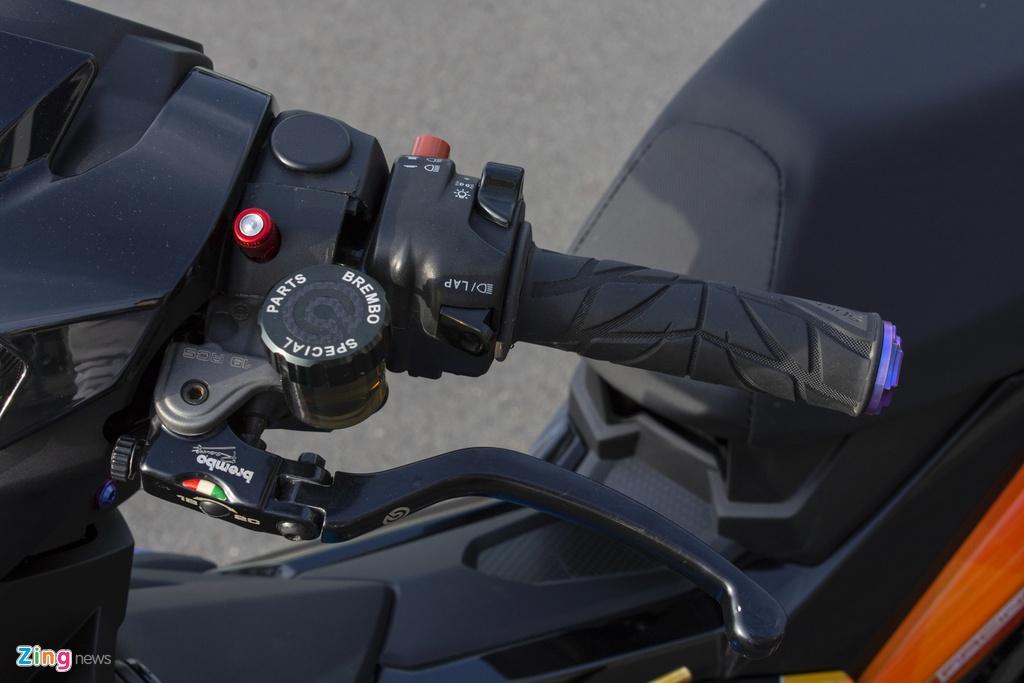 Biker Cần Thơ chi 200 triệu độ ex 150 cực khủng - 271939