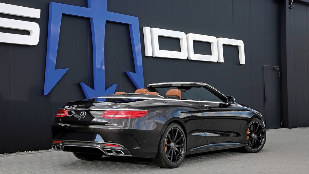 Chi tiet Mercedes-AMG S63 Cabriolet do 1.000 ma luc hinh anh 2