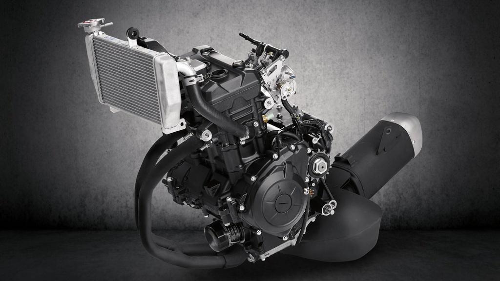 Yamaha YZF-R3 2019 so huu kieu dang moi, cai tien dong co hinh anh 9