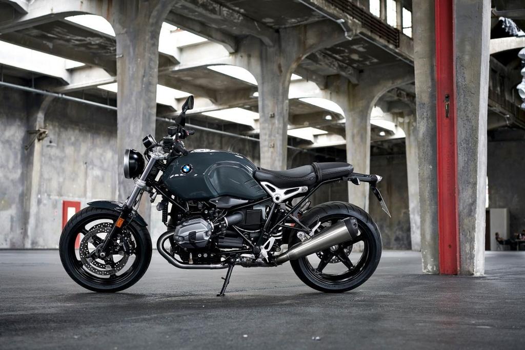 BMW R nineT 'do' thanh moto co BMW R7 anh 3