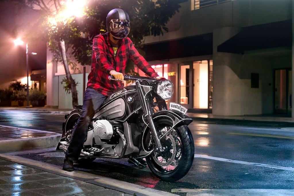BMW R nineT 'do' thanh moto co BMW R7 anh 5