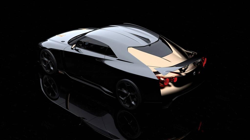 Nissan GT-R lot xac duoi ban tay hang thiet ke Italy hinh anh 4