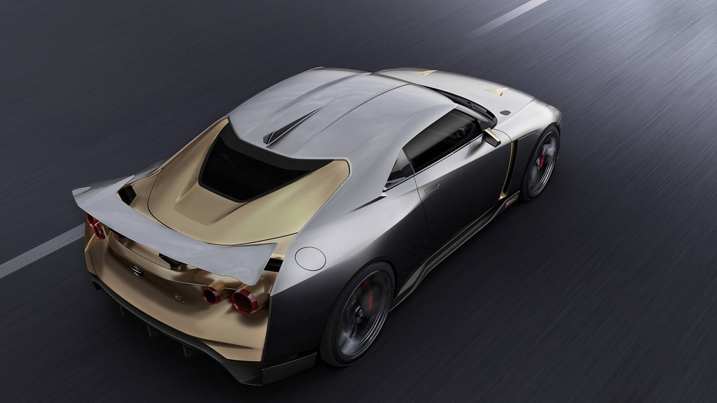 Can canh Nissan GT-R50 By Italdesign anh 6