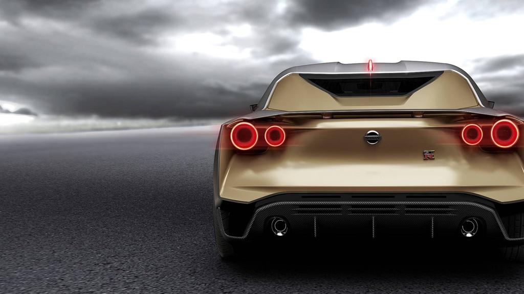 Nissan GT-R lot xac duoi ban tay hang thiet ke Italy hinh anh 5