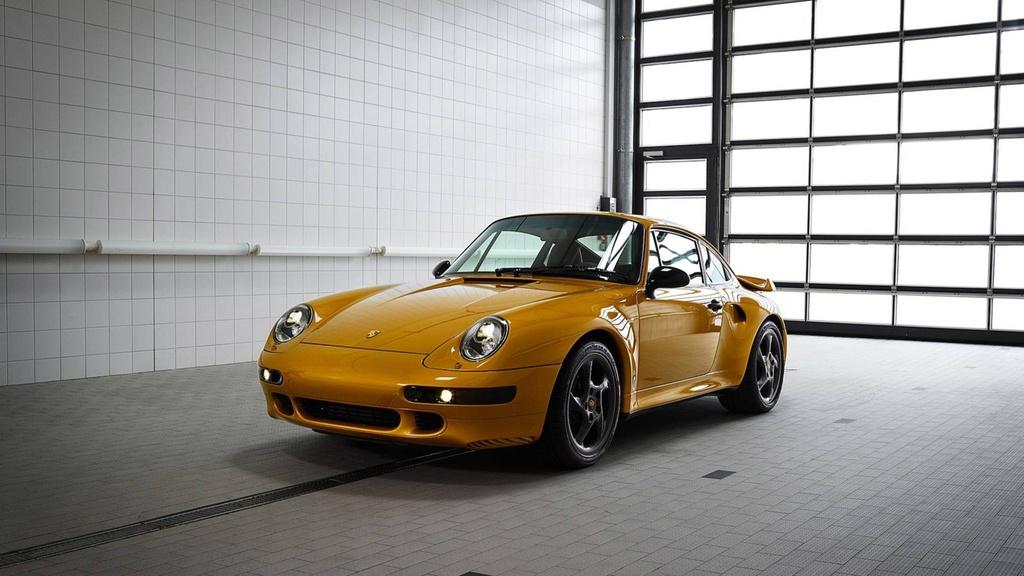 Xe co hoi sinh cua Porsche chot gia 3,1 trieu USD chi sau 10 phut hinh anh 1