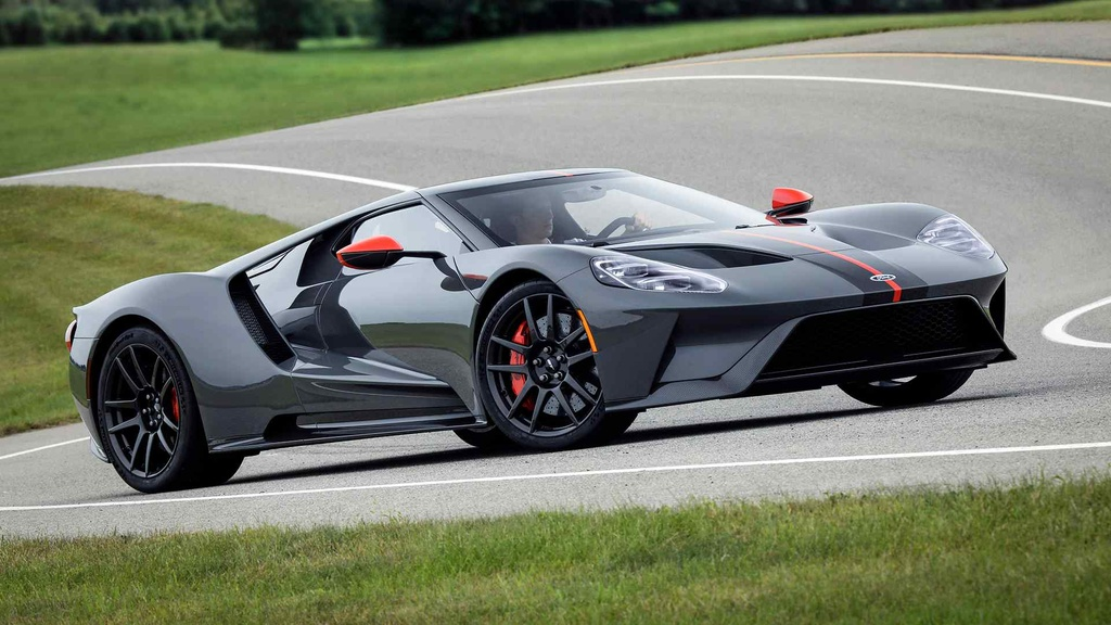 Ford GT Carbon Series 2019 ra mat anh 11