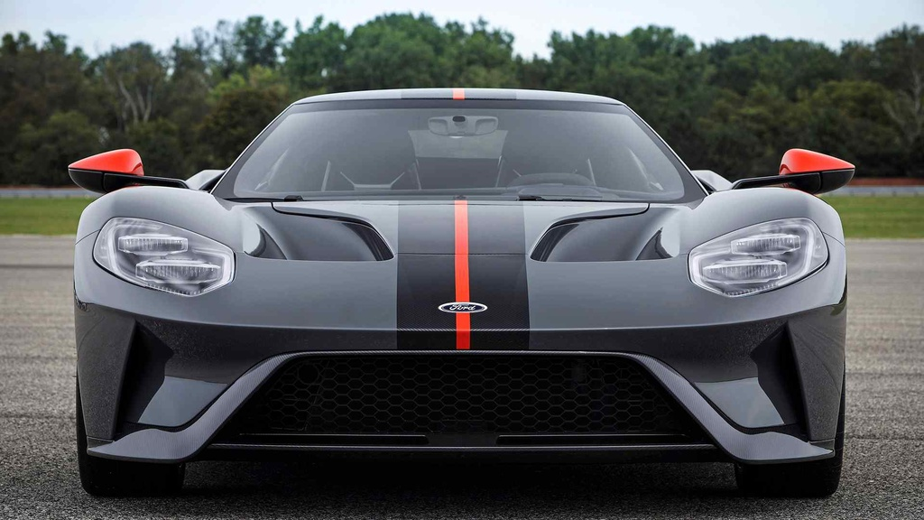 Ford GT Carbon Series 2019 ra mat anh 5
