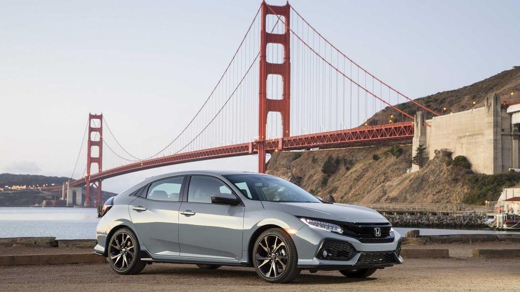 Honda Civic Type R 2019 ra mat voi mau moi, gia tu 36.600 USD hinh anh 7