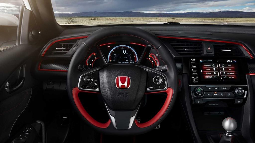 Honda Civic Type R 2019 ra mat voi mau moi, gia tu 36.600 USD hinh anh 5