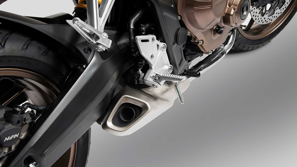 Honda CB650R 2019 hoan toan moi ra mat - ban thu gon cua CB1000R hinh anh 10