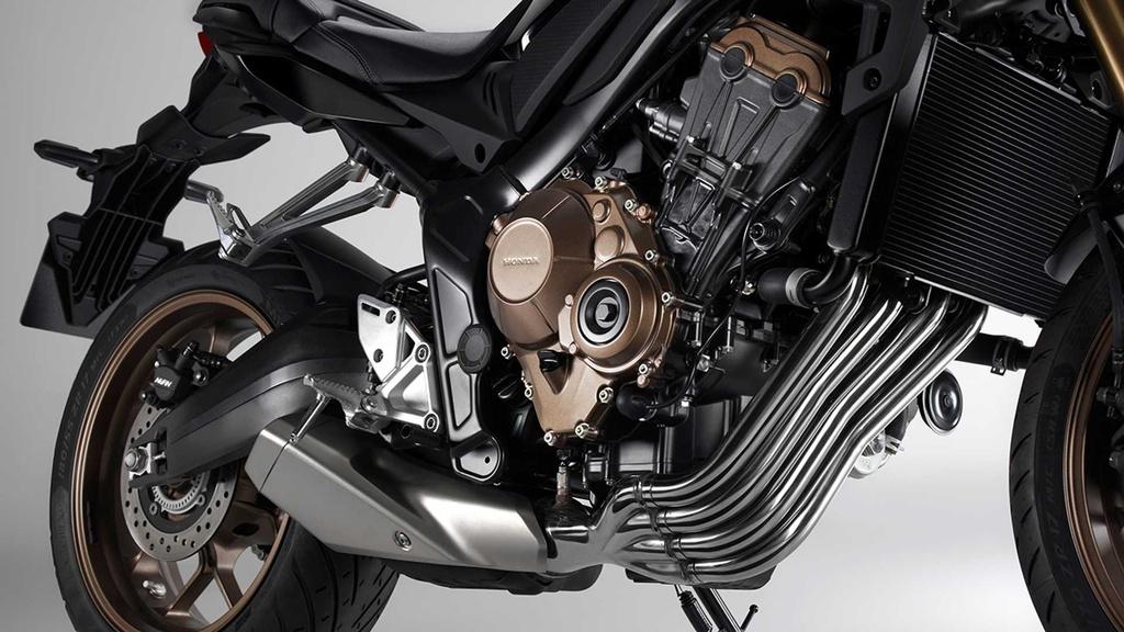 Honda CB650R 2019 hoan toan moi ra mat - ban thu gon cua CB1000R hinh anh 11
