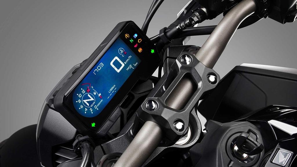 Honda CB650R 2019 hoan toan moi ra mat - ban thu gon cua CB1000R hinh anh 5