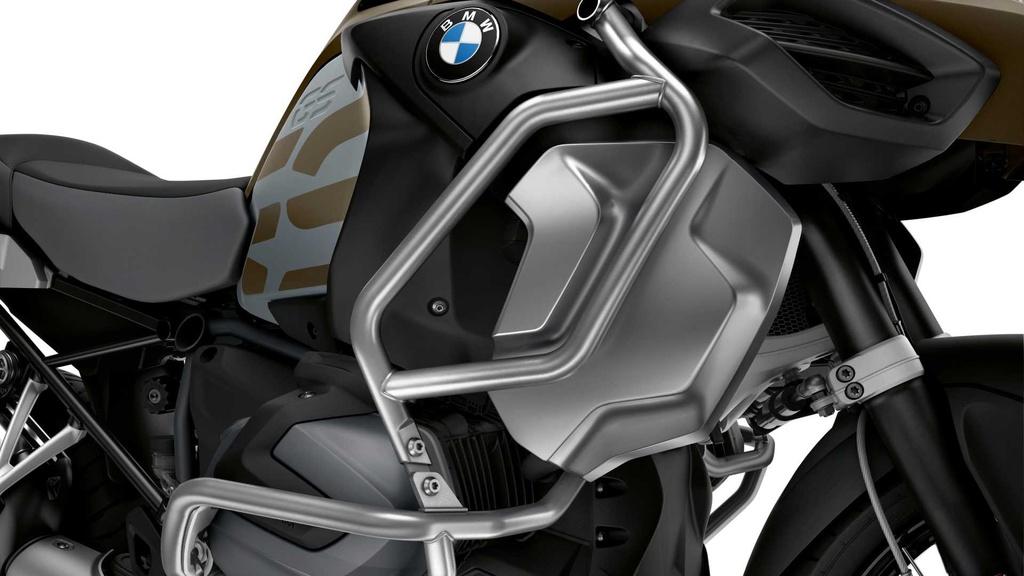 BMW R 1250 GS Adventure ra mat - binh xang 30 lit, giau cong nghe hinh anh 7