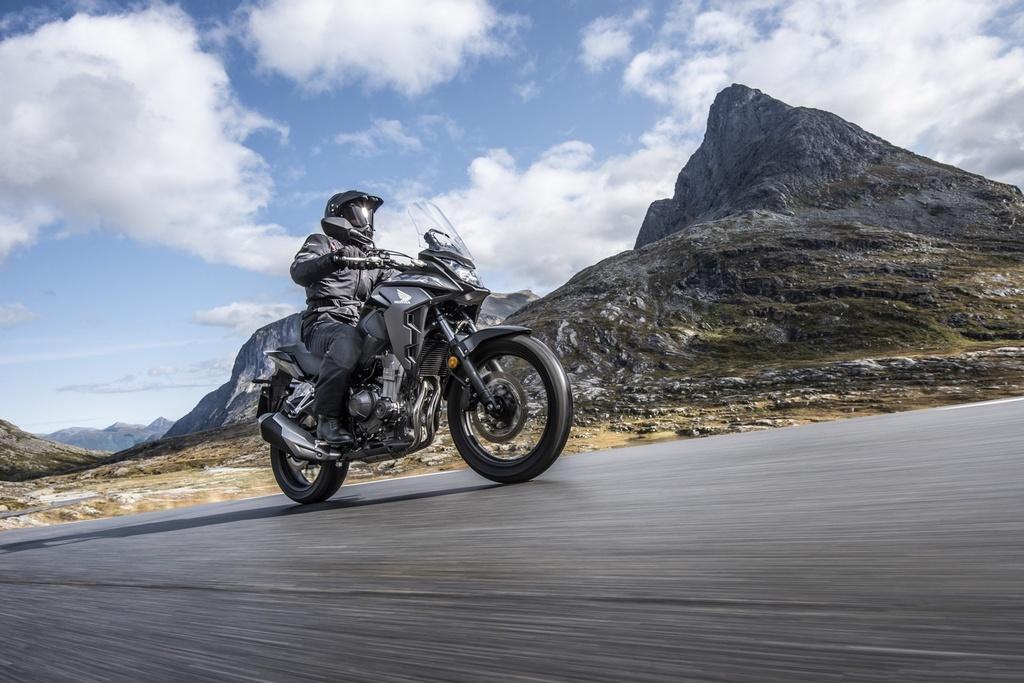 Moto dia hinh Honda CB500X 2019 nang cap manh me hinh anh 2