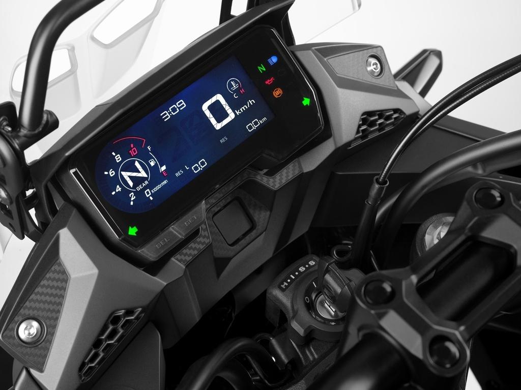 Moto dia hinh Honda CB500X 2019 nang cap manh me hinh anh 9