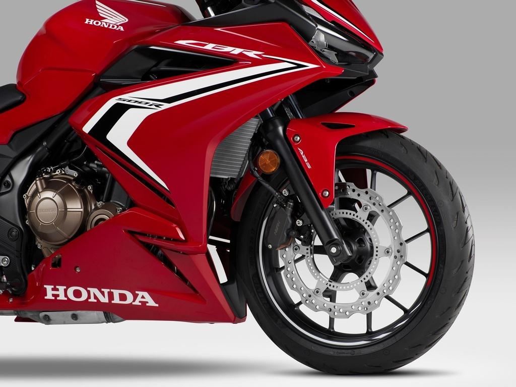 Honda CBR500R 2019 ra mat - thuan chat sportbike hon hinh anh 9
