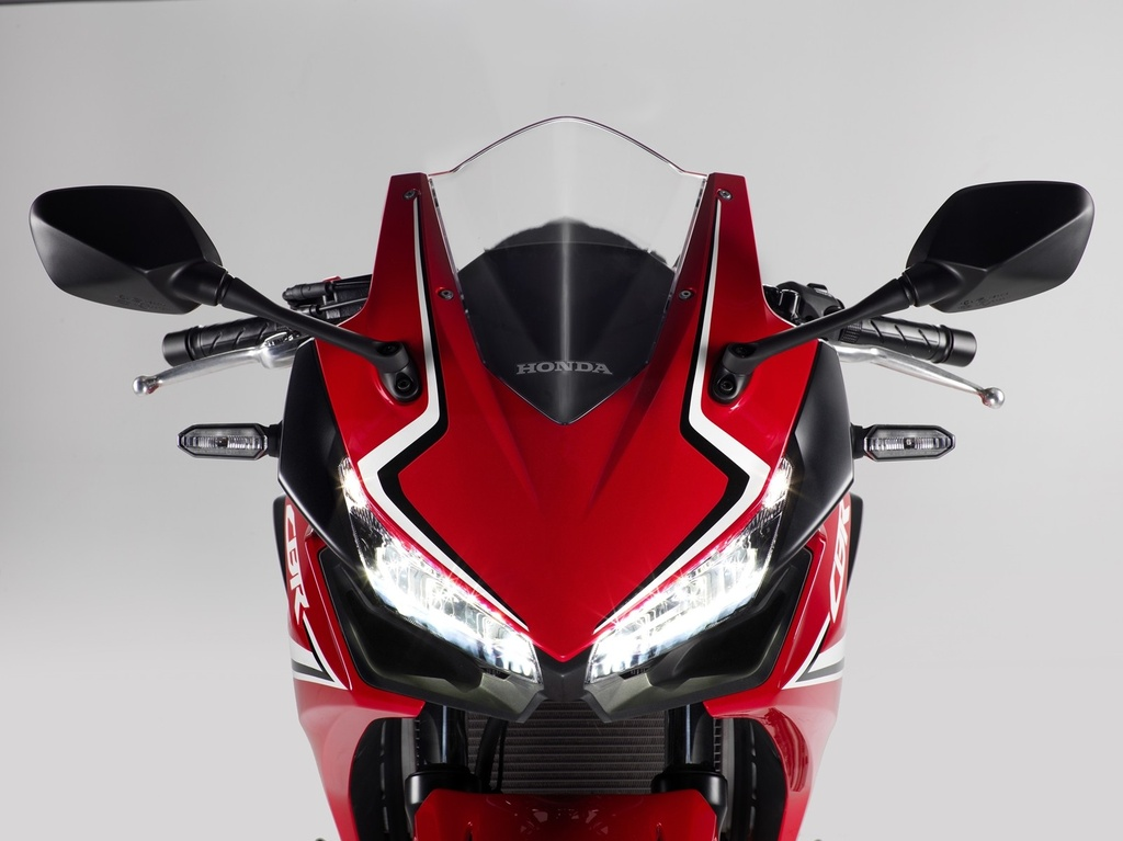 Honda CBR500R 2019 ra mat - thuan chat sportbike hon hinh anh 5