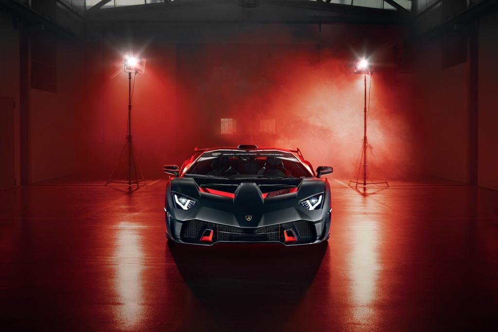 Lamborghini SC18 - sieu pham 'doc nhat vo nhi' trinh lang hinh anh 2