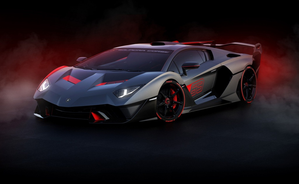 Lamborghini SC18 - sieu pham 'doc nhat vo nhi' trinh lang hinh anh 6