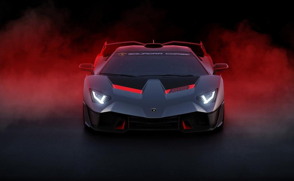 Lamborghini SC18 - sieu pham 'doc nhat vo nhi' trinh lang hinh anh 8