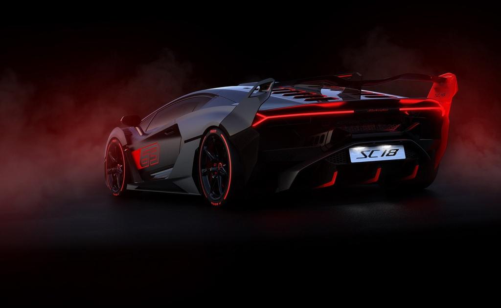 Lamborghini SC18 - sieu pham 'doc nhat vo nhi' trinh lang hinh anh 7
