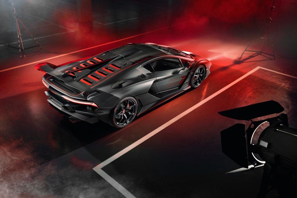 Lamborghini SC18 - sieu pham 'doc nhat vo nhi' trinh lang hinh anh 3