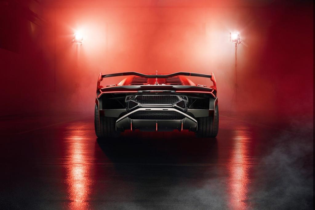 Lamborghini SC18 - sieu pham 'doc nhat vo nhi' trinh lang hinh anh 4