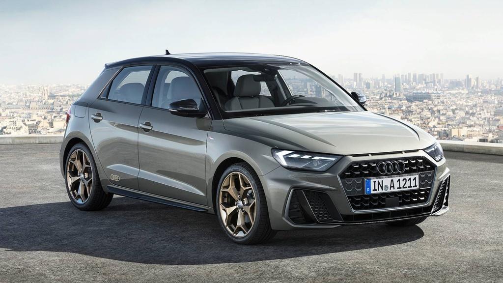 Audi A1 2019 hien dai hon ra mat tai Anh, gia tu 24.000 USD hinh anh 11