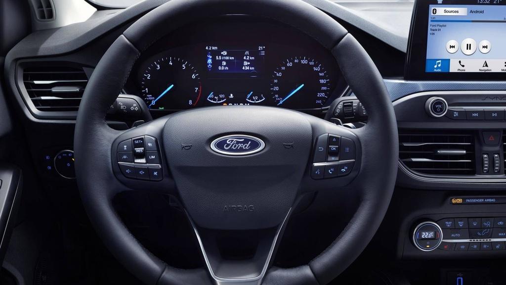 Ford Focus Active 2019 ra mat tai chau Au, tang kha nang off-road hinh anh 11