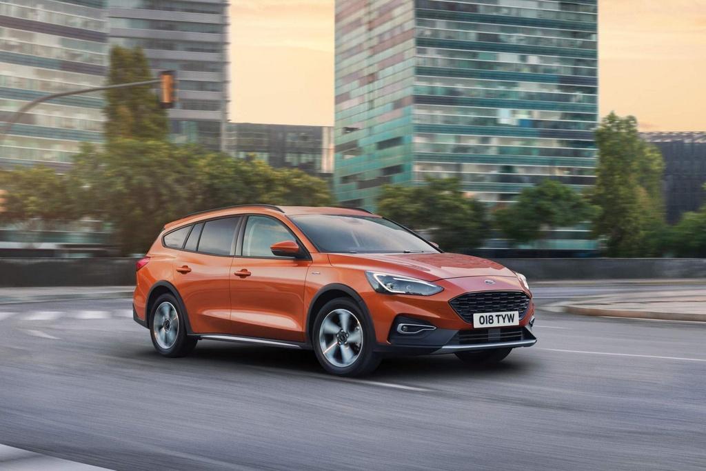 Ford Focus Active 2019 ra mat tai chau Au, tang kha nang off-road hinh anh 6