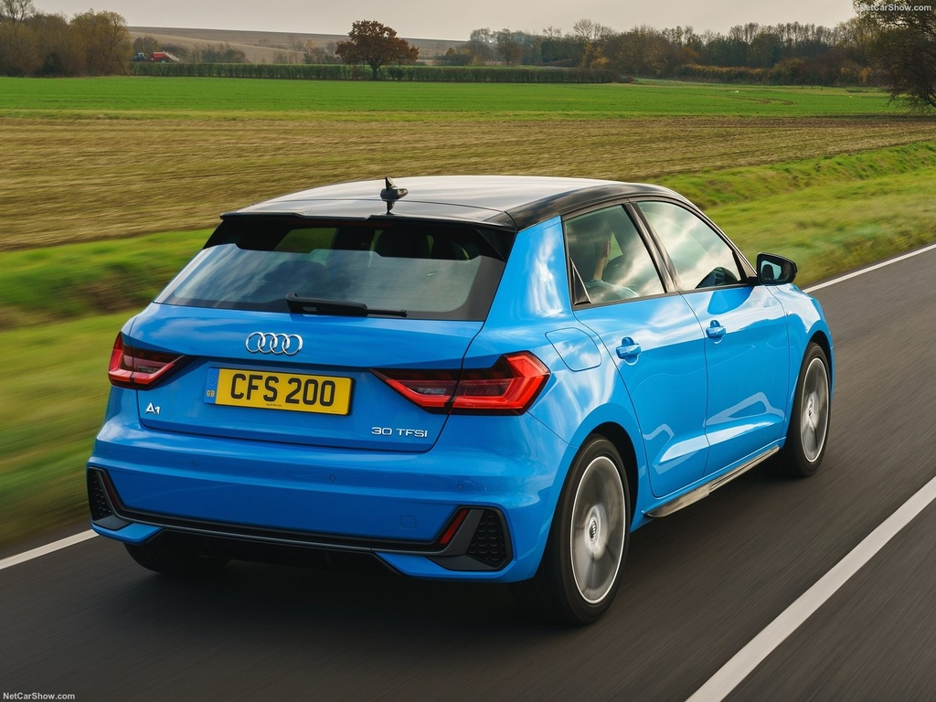 Audi A1 2019 hien dai hon ra mat tai Anh, gia tu 24.000 USD hinh anh 2