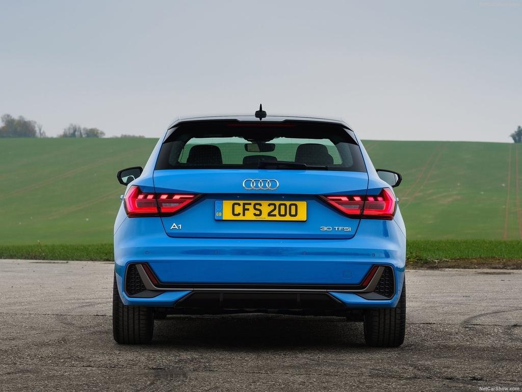 Audi A1 2019 hien dai hon ra mat tai Anh, gia tu 24.000 USD hinh anh 5