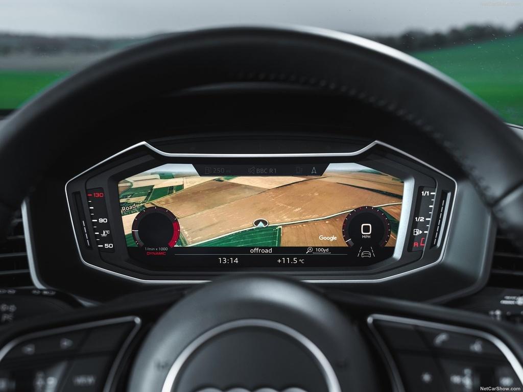 Audi A1 2019 hien dai hon ra mat tai Anh, gia tu 24.000 USD hinh anh 7