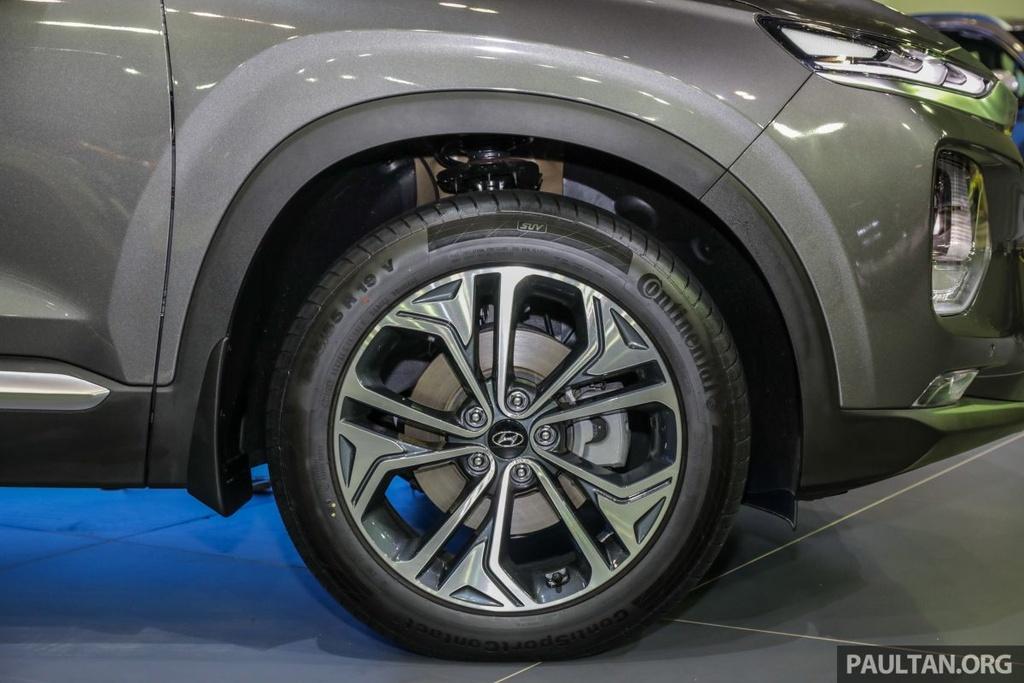 Hyundai Santa Fe 2019 ve Malaysia truoc VN, gia gan 45.000 USD hinh anh 8