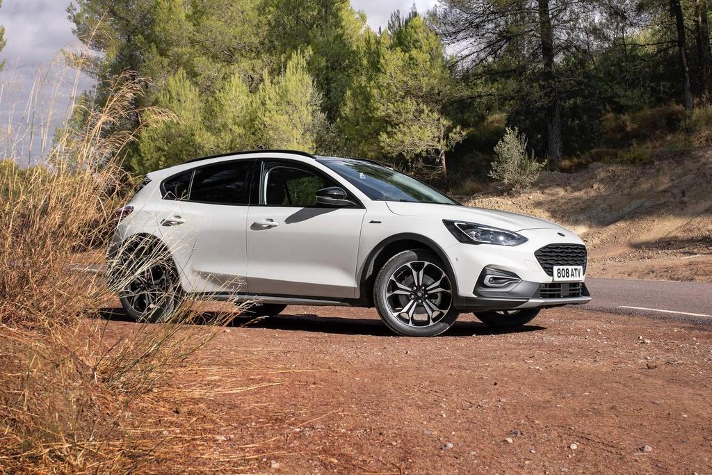 Ford Focus Active 2019 ra mat tai chau Au, tang kha nang off-road hinh anh 4
