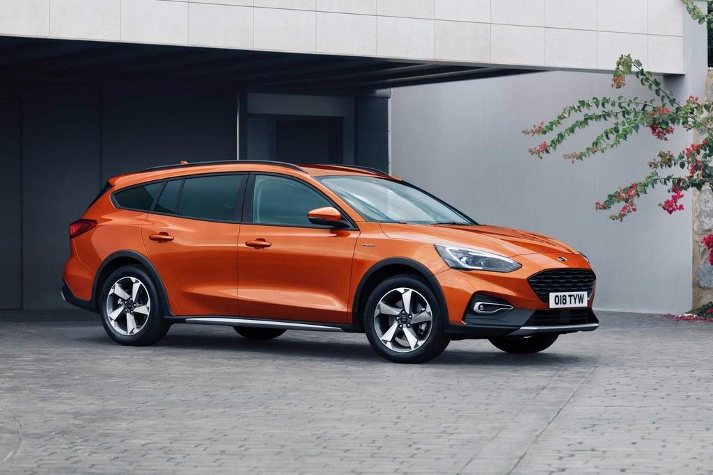 Ford Focus Active 2019 ra mat tai chau Au, tang kha nang off-road hinh anh 9